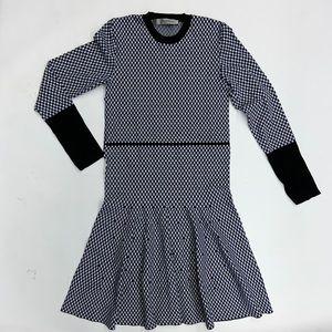 Sportmax long sleeve dress